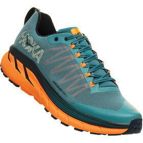 Hoka One One Challenger ATR 4 Running Shoes Men storm blue/black iris